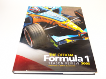 OFFICIAL FORMULA 1 SEASON REVIEW 2005 : THE  (Jones 2005)
